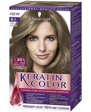 Keratin Color 8.1 Tuhk...