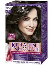 Keratin Color 4.0 Tumm...