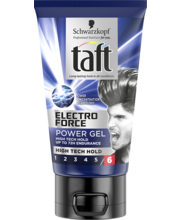 Taft 150ml Electro Force Gel