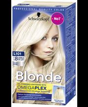 Schwarzkopf Blonde L101 Silver Blonde vaalennusvoide