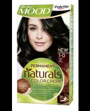 Palette Mood Naturals 1-0 hiusväri musta