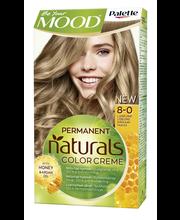 Palette Mood Naturals 8-0 hiusväri kirkkaanvaalea
