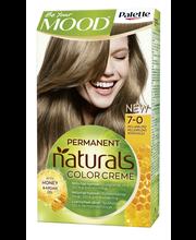 Palette Mood Naturals 7-0 hiusväri keskivaalea