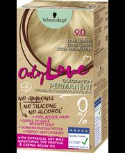 Schwarzkopf Only Love 9.0 hiusväri ekstra kirkkaanvaalea
