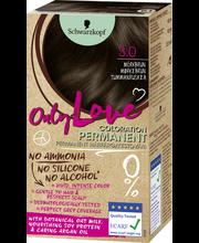 Schwarzkopf Only Love 3.0 hiusväri tummanruskea
