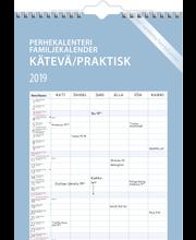 Perhekalenteri 2019 kätev