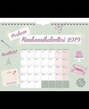 Perhekalenteri kk 2019