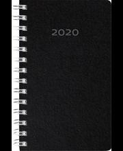 Taskukalenteri 2020 Interplano Eco Burde