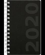 Pöytäkalenteri 2020 Business Ottawa musta Burde