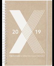 Pöytäkalenteri 2019 ecofa