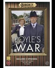 Dvd Foyles War Box 7