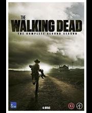 Dvd walking dead 2 kausi