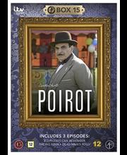 Dvd Poirot Box 15