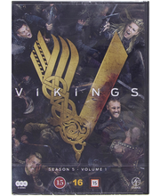 Dvd Vikings 5 Kausi Osa1