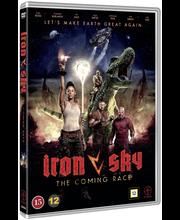 Dvd Iron Sky The Coming