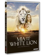 Dvd Mia And The White Li