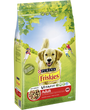 Friskies 4kg Adult Run...