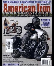 American Iron, USA moottorilehdet