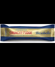55g Barebells Crunchy Fudge -makuinen proteiinipatukka
