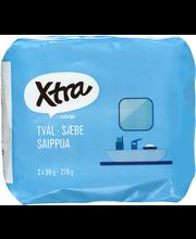 Saippua 3x90g