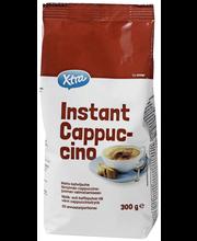 X-tra Cappuccino maitokahvijuomajauhe 300 g