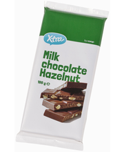 X-tra Milk chocolate hazelnut 100 g