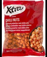 X-tra Chilli nuts 500 g