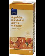 Appelsiini-mandariinijuoma