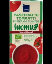 Paseerattu Tomaatti Luomu