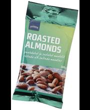 Roasted Almonds paahdetut ja suolatut mantelit 100g