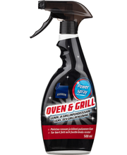 Uunin ja grillin puhdistussuihke 500 ml