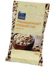 Rainbow Pinjansiemenet natural 100 g
