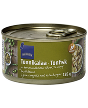 Tonnikalaa vihr. curry...