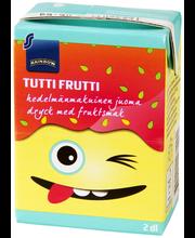 Tuttifrutti drink