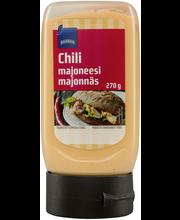 Chili majoneesi 270g
