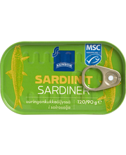 MSC Sardines in Oil
