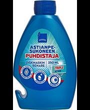 Astianpesukoneen puhdistaja 250 ml