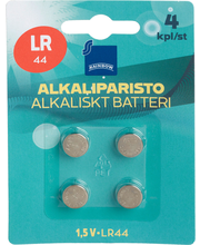 LR44 coin battery, 4-pack