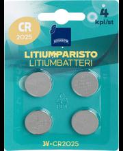CR2025 coin battery, 4...