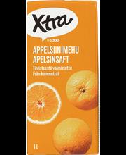 appelsiinimehu 1l