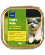 Rainbow Dog Chicken pate 300 GRM