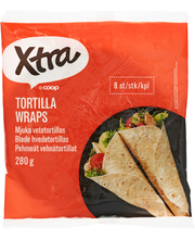 Xtra Tortilla wraps 8 ...
