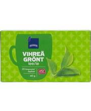 Green tea 20x2gr UTZ