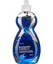 Rainbow 500ml Blueberry & Vanilla astianpesuaine
