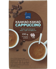 Cocoa-cappuccino