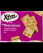 Cream Crackers voileip...