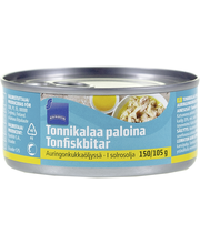 Tuna chunks in oil, Sk...