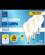 LED Bulb small, E14, P...