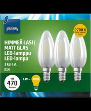 LED Candle, E14, B35, ...