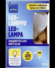 LED-lamppu 4W E14